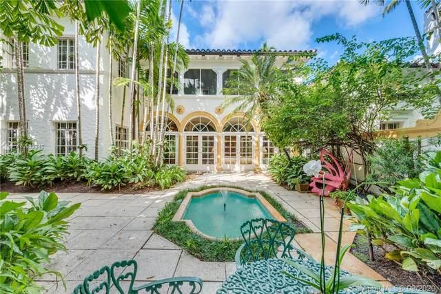 840 Coral Way, Coral Gables, FL 33134 (MLS #A10909940) :: Dalton Wade Real Estate Group