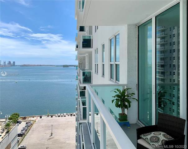 186 SE 12th Ter #1905, Miami, FL 33131 (MLS #A10913127) :: Carole Smith Real Estate Team