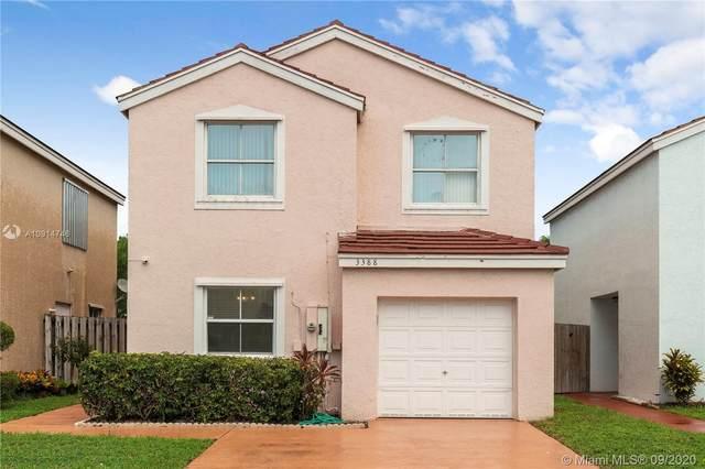 3388 Orinoco Ln, Margate, FL 33063 (MLS #A10914746) :: Berkshire Hathaway HomeServices EWM Realty