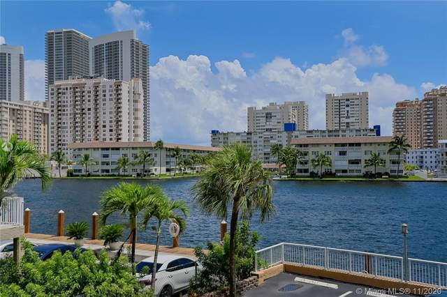 121 Golden Isles Dr #101, Hallandale Beach, FL 33009 (MLS #A10915779) :: Patty Accorto Team