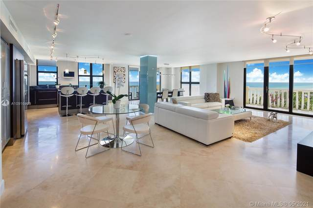 9801 Collins Ave 11B Direct Ocea, Bal Harbour, FL 33154 (MLS #A10916709) :: Equity Realty