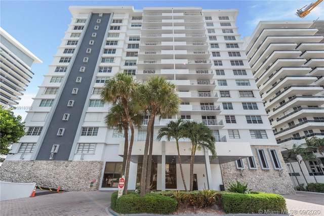 5825 Collins Av 10E, Miami Beach, FL 33140 (MLS #A10918392) :: Carole Smith Real Estate Team