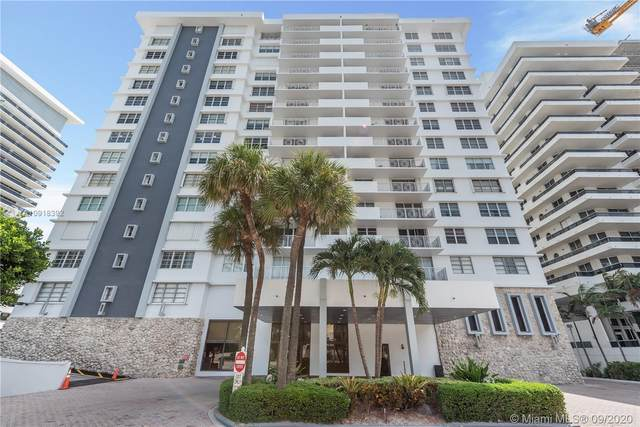 5825 Collins Av 10E, Miami Beach, FL 33140 (MLS #A10918392) :: Green Realty Properties