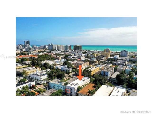 1244 Pennsylvania Ave #206, Miami Beach, FL 33139 (MLS #A10921200) :: The Teri Arbogast Team at Keller Williams Partners SW