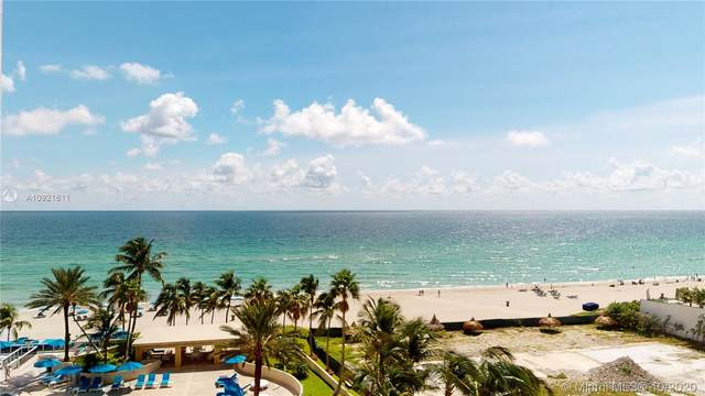 17555 Collins Ave #802, Sunny Isles Beach, FL 33160 (MLS #A10921611) :: Prestige Realty Group