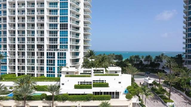 50 S Pointe Dr Loft6, Miami Beach, FL 33139 (MLS #A10922533) :: The Paiz Group