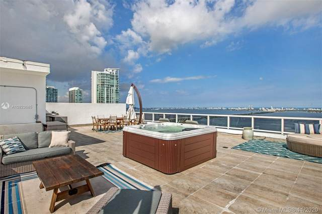 600 NE 27th St Ph3, Miami, FL 33137 (MLS #A10923685) :: Ray De Leon with One Sotheby's International Realty