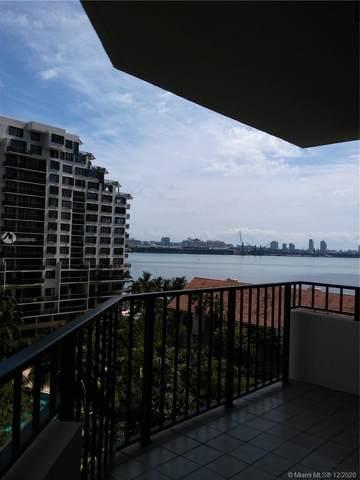 520 Brickell Key Dr A900, Miami, FL 33131 (MLS #A10930040) :: Patty Accorto Team
