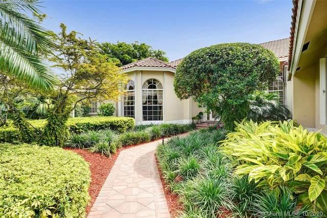2516 Princeton Ct, Weston, FL 33327 (MLS #A10938597) :: Berkshire Hathaway HomeServices EWM Realty