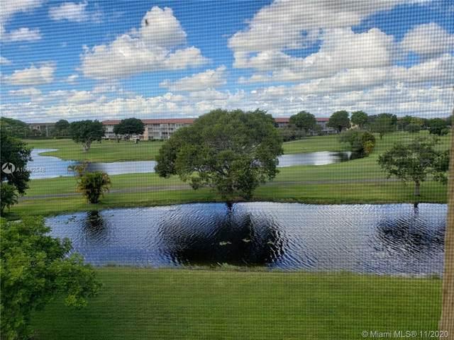 750 SW 133rd Ter 404C, Pembroke Pines, FL 33027 (MLS #A10942548) :: Berkshire Hathaway HomeServices EWM Realty