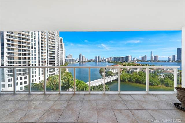4000 Island Blvd #904, Aventura, FL 33160 (MLS #A10942776) :: Green Realty Properties