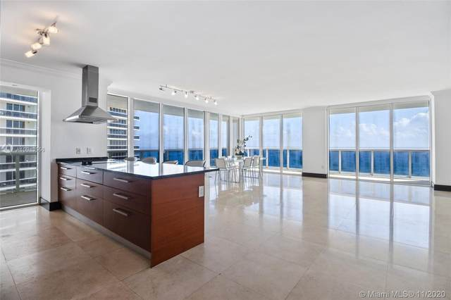 1850 S Ocean Dr #4101, Hallandale Beach, FL 33009 (MLS #A10943556) :: Patty Accorto Team