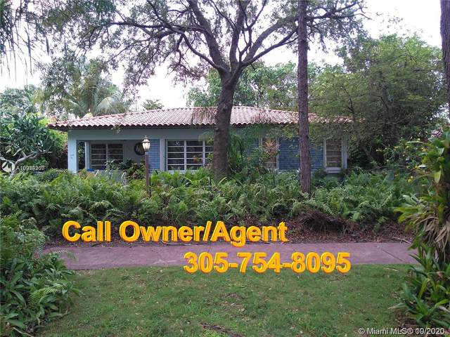 125 NE 110th St, Miami Shores, FL 33161 (MLS #A10944300) :: The Jack Coden Group