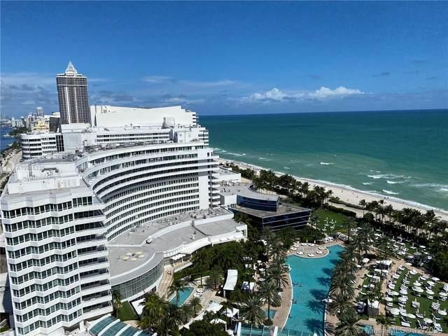4401 Collins Ave #2105, Miami Beach, FL 33140 (MLS #A10945335) :: Patty Accorto Team