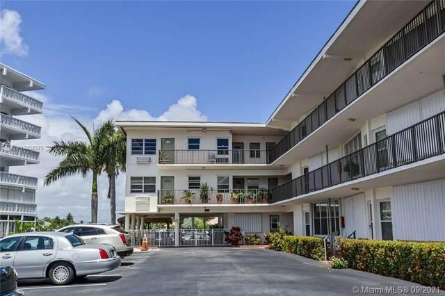 3177 S Ocean Dr #330, Hallandale Beach, FL 33009 (MLS #A10954575) :: Castelli Real Estate Services