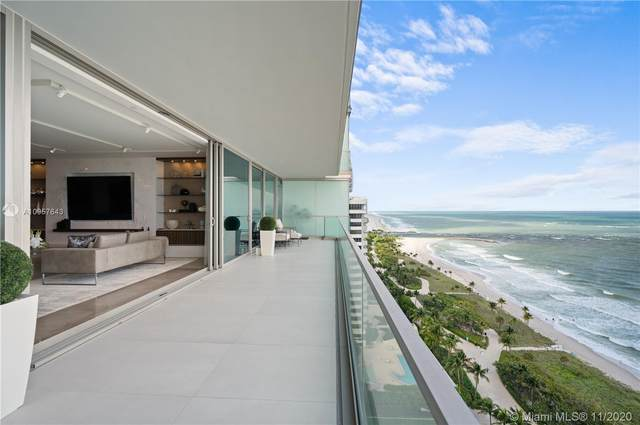 10201 Collins Ave #1706, Bal Harbour, FL 33154 (MLS #A10957643) :: Douglas Elliman