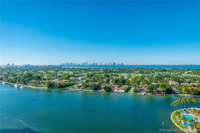 5900 Collins Ave #1805, Miami Beach, FL 33140 (MLS #A10958166) :: Green Realty Properties