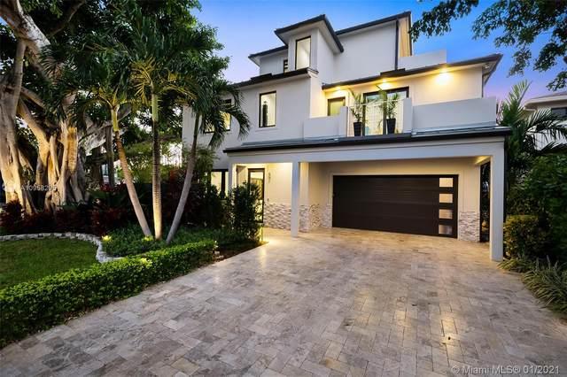 601 NE 15th Ave, Fort Lauderdale, FL 33304 (MLS #A10958295) :: Miami Villa Group