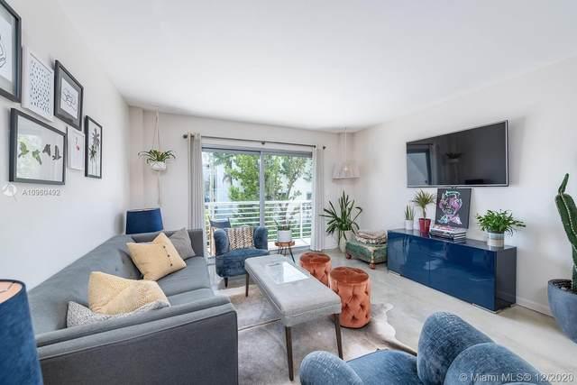 1450 Lincoln Rd #309, Miami Beach, FL 33139 (MLS #A10960492) :: Berkshire Hathaway HomeServices EWM Realty