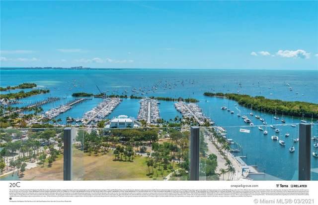2811 S Bayshore 20C, Miami, FL 33137 (MLS #A10960783) :: Search Broward Real Estate Team