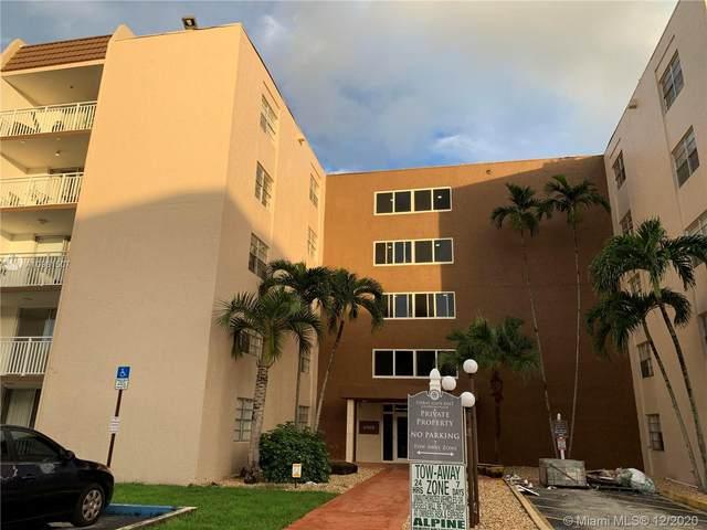 6960 NW 186th St 2-323, Hialeah, FL 33015 (MLS #A10961507) :: Albert Garcia Team