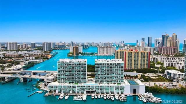 400 Sunny Isles Blvd #2005, Sunny Isles Beach, FL 33160 (MLS #A10961902) :: Green Realty Properties