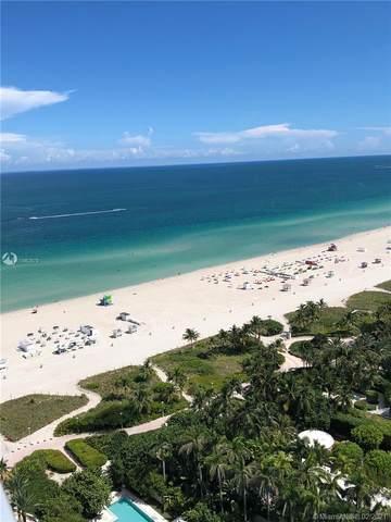 101 20th St #2706, Miami Beach, FL 33139 (MLS #A10962678) :: Dalton Wade Real Estate Group