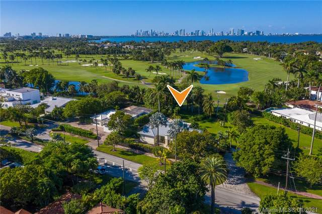 6120 La Gorce Dr, Miami Beach, FL 33140 (MLS #A10963985) :: Albert Garcia Team