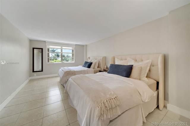 5 Island Ave 4H, Miami Beach, FL 33139 (MLS #A10964820) :: Patty Accorto Team