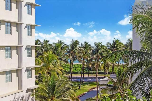 1357 Collins Ave D4, Miami Beach, FL 33139 (MLS #A10968811) :: Equity Advisor Team
