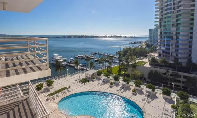 1541 Brickell Ave B1104, Miami, FL 33129 (MLS #A10969727) :: Prestige Realty Group