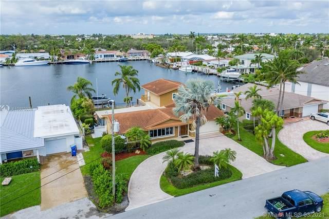 2771 NE 9th St, Pompano Beach, FL 33062 (MLS #A10970028) :: The Rose Harris Group