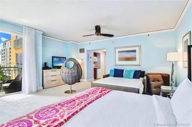 455 W Grand Bay Dr #517, Key Biscayne, FL 33149 (#A10971474) :: Posh Properties