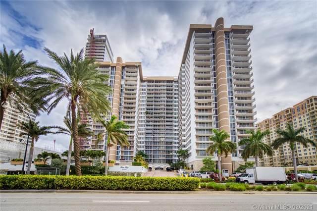 2030 S Ocean Dr #1003, Hallandale Beach, FL 33009 (MLS #A10972258) :: Search Broward Real Estate Team