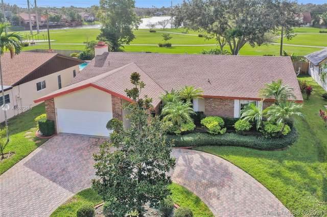 11704 S Island Rd, Cooper City, FL 33026 (MLS #A10972659) :: Green Realty Properties