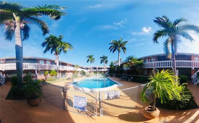 160 NE 8th Ave 17A, Hallandale Beach, FL 33009 (MLS #A10972948) :: Patty Accorto Team
