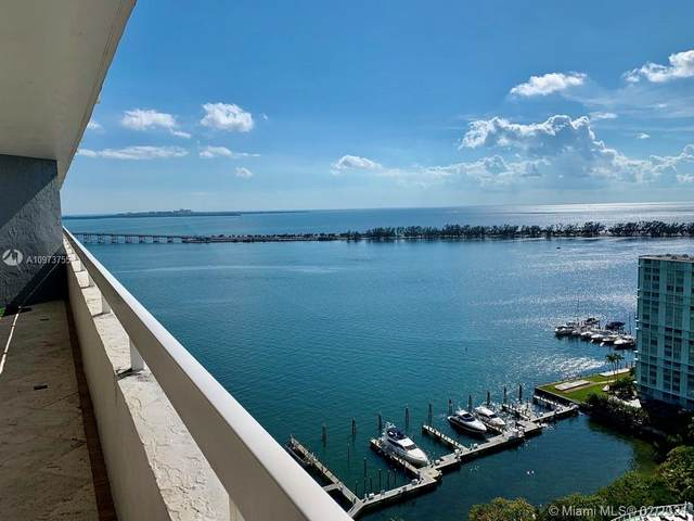 1627 Brickell Ave #2704, Miami, FL 33129 (MLS #A10973755) :: Douglas Elliman
