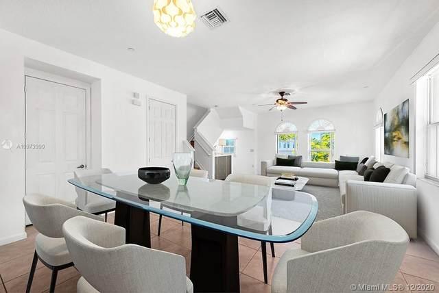 1033 NE 17th Way #1601, Fort Lauderdale, FL 33304 (MLS #A10973990) :: Carole Smith Real Estate Team