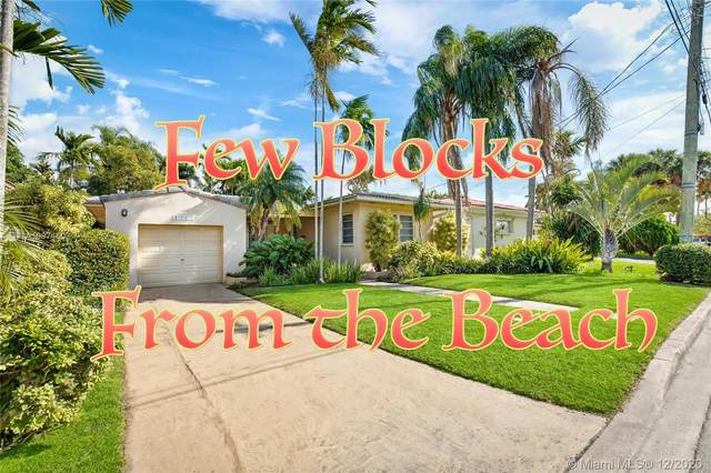 9217 Byron Ave, Surfside, FL 33154 (MLS #A10974608) :: The Jack Coden Group