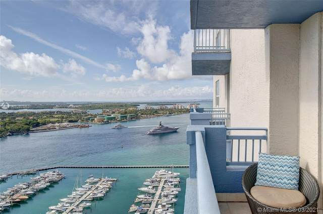 90 Alton Rd #2701, Miami Beach, FL 33139 (MLS #A10975631) :: Castelli Real Estate Services