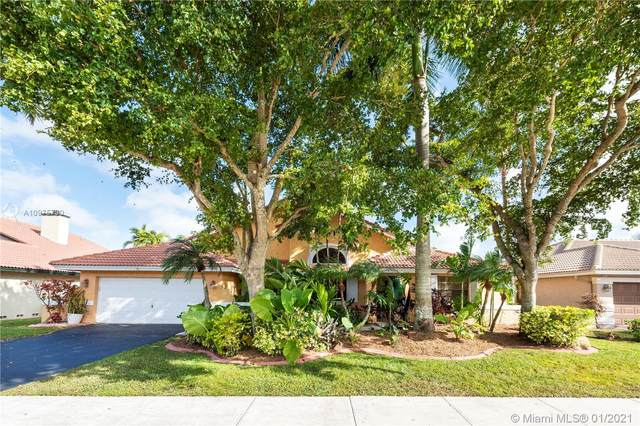 3144 Peachtree Cir, Davie, FL 33328 (MLS #A10975730) :: THE BANNON GROUP at RE/MAX CONSULTANTS REALTY I