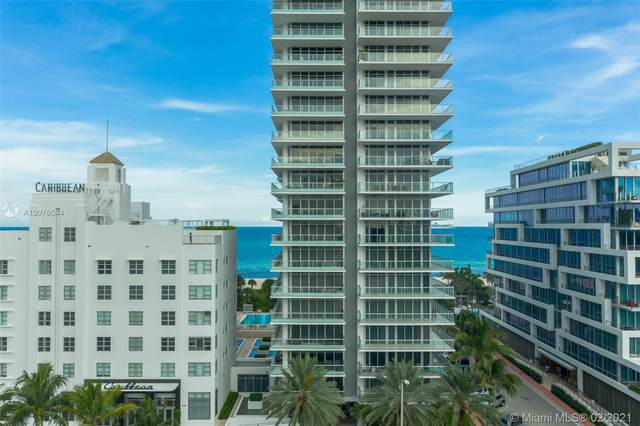 3737 Collins Ave S-403, Miami Beach, FL 33140 (MLS #A10976044) :: KBiscayne Realty
