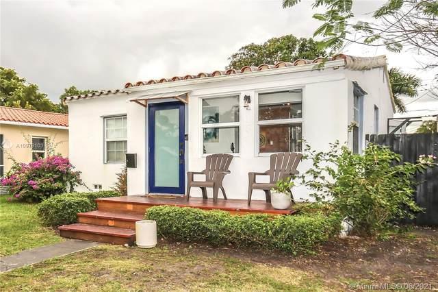 1634 Rodman St, Hollywood, FL 33020 (MLS #A10979103) :: Berkshire Hathaway HomeServices EWM Realty