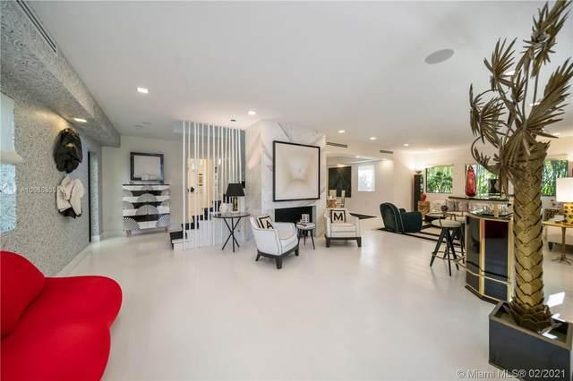 2345 N Bay Rd, Miami Beach, FL 33140 (MLS #A10985839) :: Prestige Realty Group