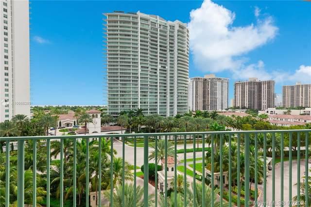 20000 E Country Club Dr #705, Aventura, FL 33180 (MLS #A10986289) :: Castelli Real Estate Services