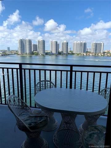 17720 N Bay Rd #1205, Sunny Isles Beach, FL 33160 (MLS #A10987254) :: Douglas Elliman