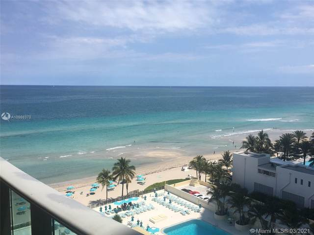 2501 S Ocean Dr #1218, Hollywood, FL 33019 (MLS #A10988370) :: The Riley Smith Group