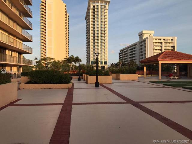 210 174th St #312, Sunny Isles Beach, FL 33160 (MLS #A10991178) :: The Riley Smith Group