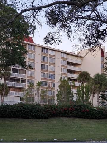 6921 Environ Blvd 7N, Lauderhill, FL 33319 (MLS #A10991680) :: Compass FL LLC