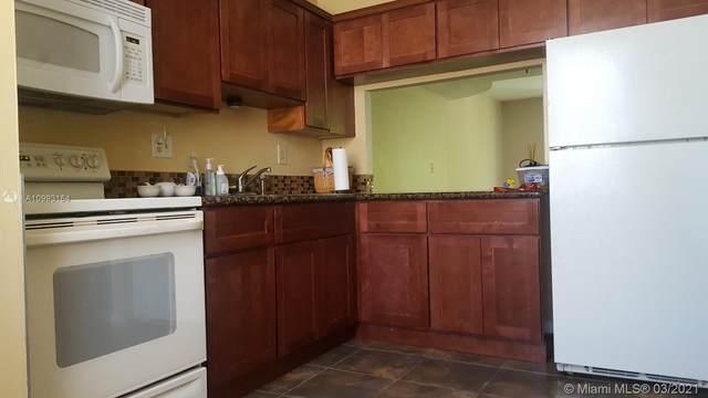1655 NE 115th St 28B, Miami, FL 33181 (MLS #A10993164) :: Green Realty Properties